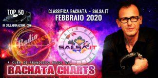 Bachata Charts - Febbraio 2020 (Classifica Top 50)