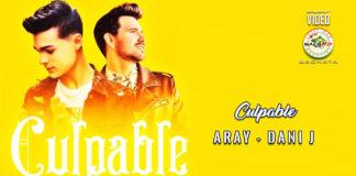 Aray, Dani J - Culpable (Version bachata) (2020 bachata official video)