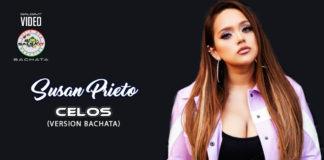 Celos (Version Bachata) - Susan Prieto (2020 bachata official Video)