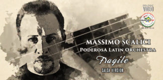 Massimo Scalici & Poderosa Orchestra - Fragile (salsa Version)- (2020 Salsa video official)