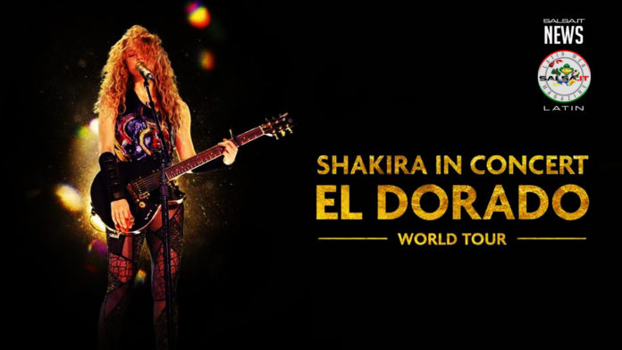 Shakira In Concert - El Dorado World Tour (2020 Latin News)