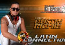 Dustin Richie - Intervista by Latin Connection (2020 Radio Quisqueya) 2