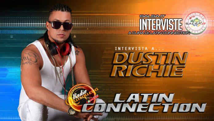 Dustin Richie - Intervista by Latin Connection (2020 Radio Quisqueya) 2