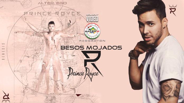 Prince Royce - Besos Mojado (2020 Latin Urban official video)