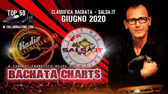 Bachata Charts - Giugno 2020 (Classifica Top 50)