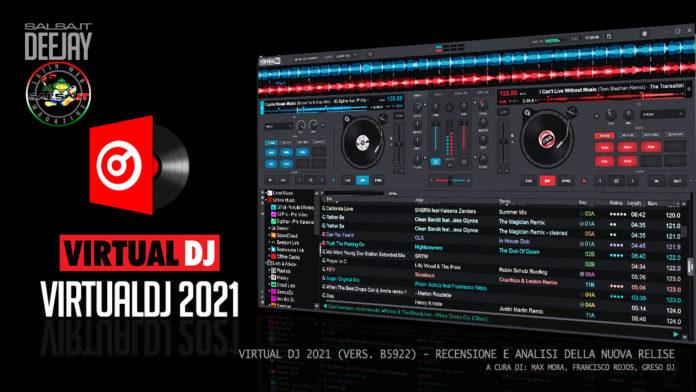 Salsa.it DeeJay - Virtual DJ 2021