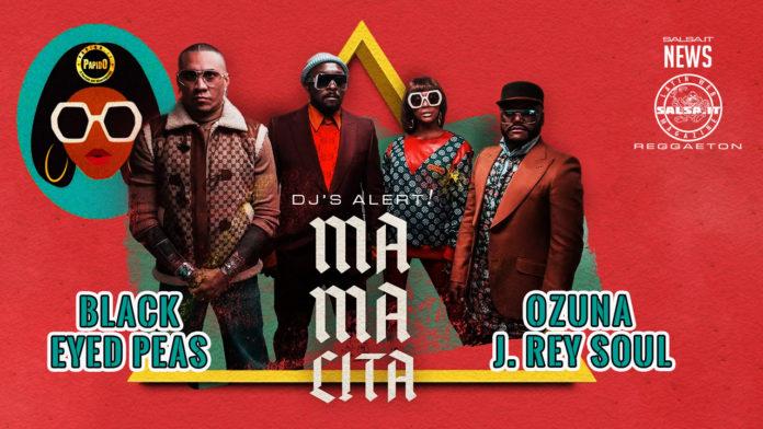 Black Eyed Peas, Ozuna, J. Rey Soul - Mamacita (2020 Latin Urban official video)