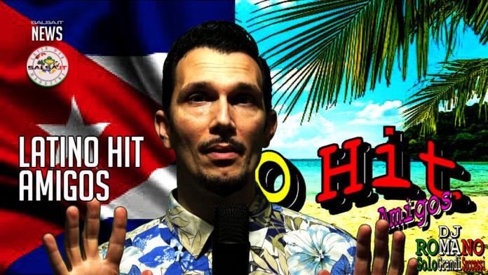 Latino hit Amigos - dj Romano SoloGrandiSuccessi