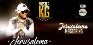 Master KG - Jerusalema (2020 Afro-house official video)