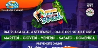 Milano Latin Festival Beach 2020