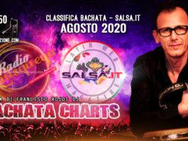 Bachata Charts Agust 2020 - Classifica Bachata Agosto 2020
