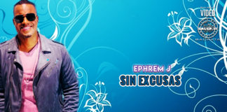 Ephrem J - Sin Excusas (2020 Bachata official video)