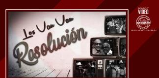 Los Van Van - Resolucion (2020 Salsa official video)