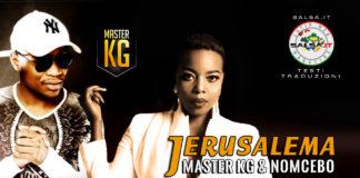 Master KG - Jerusalema (2020 Testo e traduzione)
