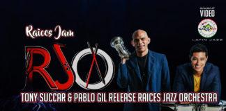 Raices Jazz Orchestra, Tony Succar & Pablo Gil (2020 Salsa Jazz official video)