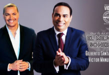 Gilberto Santa Rosa, Victor Manuelle - El Mejor Sonero (2020 Salsa official video)