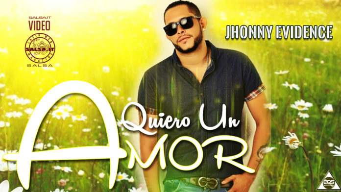 Jhonny Evidence - Quiero Un Amor (2020 Bachata official video)