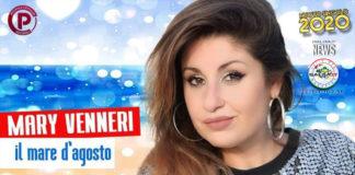 Mary Venneri - Il Mare D'Agosto (2020 italian latin Urban official video)