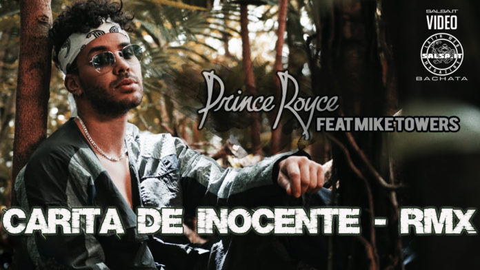 Prince Royce ft. Mike Towers - Carita de Inocente - Remix (2020 bachata official video)
