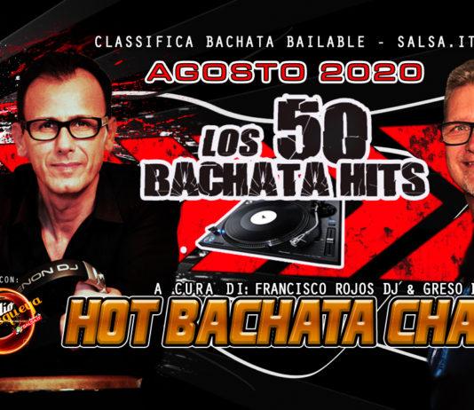 los 50 Bachata Hits Agosto 2020