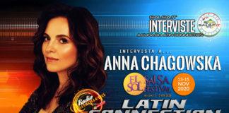 Anna Chagowska - El Sol Salsa Festival - 13-15 Novembre 2020 Varsavia - PL (2020 Intervista)