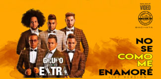 Grupo Extra - No Se Como Me Enamore - Live Version - (2020 Bachata official video)