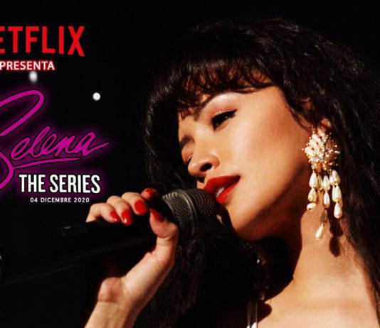 Netflix presenta - Selena - La Serie (2020 latin News)