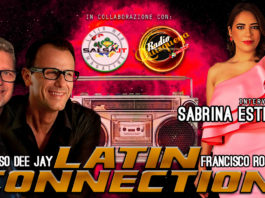 Latin Connection - Radio Quisqueya: Intervista a SABRINA ESTEPAN
