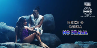 Becky G, Ozuna - No Drama (2020 Reggaeton official video)