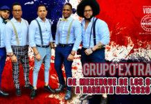Grupo Extra - De Merengue de los 80s a Bachata del 2020 (Video Bachata)