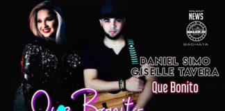 Daniel Simo e Giselle Tavera - Que Bonito (2020 Bachata News)
