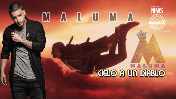 Maluma - Cielo A Un Diablo (2020 Latin Urban official video)