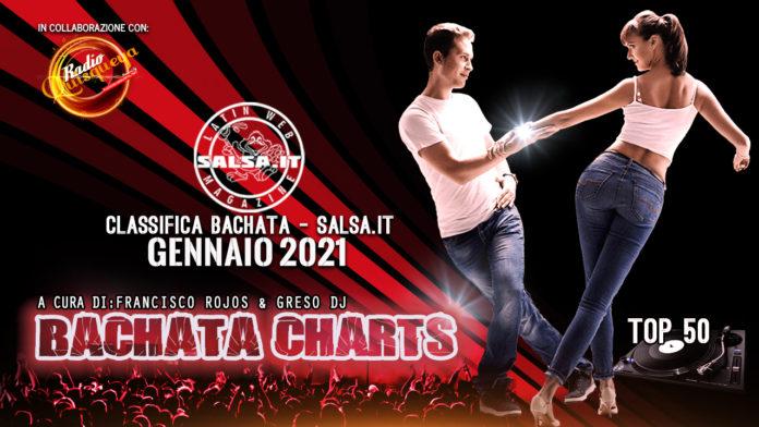 Bachata Charts - Classifica Bachata Bailable - Gennaio 2021 (Los 50 Bachata Hit's)