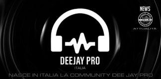 Dee Jay Pro Italia - Nasce in Italia la community di DJ professionisti (2021 News salsa.it)