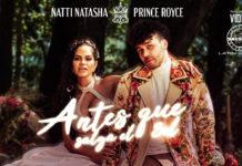 Natti Natasha, Prince Royce - Antes Que Salga El Sol (2021 Reggaeton official video)