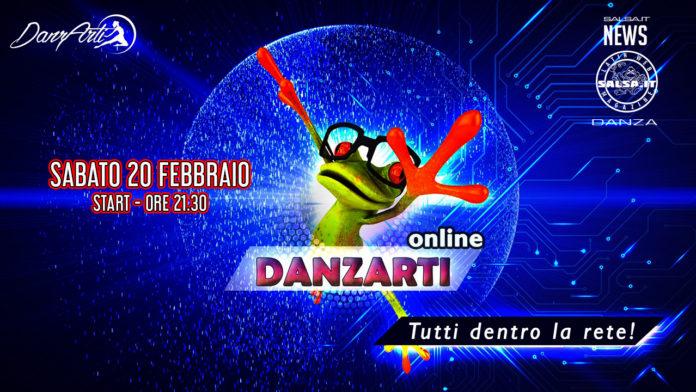 Danzarti On Line - Tutti Dentro La Rete Edizione 2021 (2021 News Salsa.it)