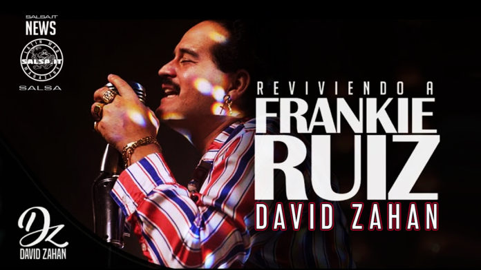 David Zahan - Reviviendo a Frankei Ruiz (2021 News Salsa)