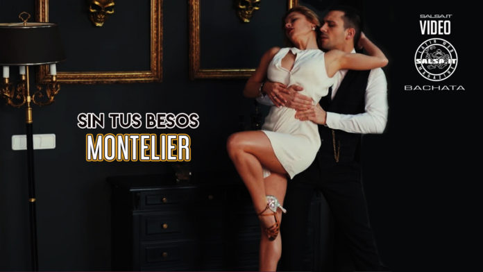 Montelier - Sin Tus Besos (2021 Bachata official video)