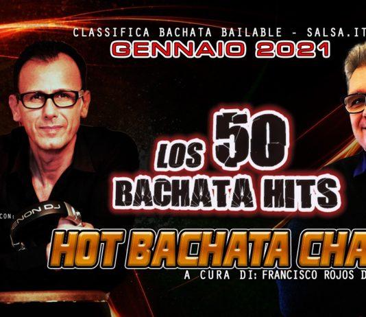 Los 50 Bachata Hits Gennaio 2021