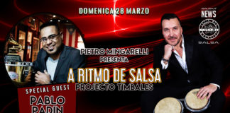 A Ritmo De Salsa Presenta - Pablo Padin - Projecto Timbales (2021 News Salsa)