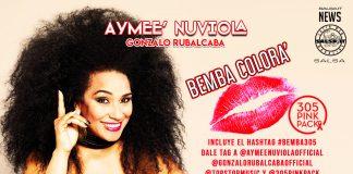 Aymeé Nuviola - Gonzalo Rubalcaba - Bemba Colrà (2021 News Salsa)