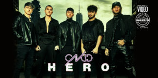 CNCO - Hero (2021 Latin pop official video)