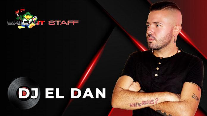 DJ El Dan (Dante De Rose) Salsa.it Staff