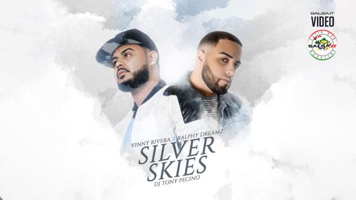Silver Skies - DJ Tony Pecino Ft Vinny Rivera & Ralphy Dreamz (Bachata Version)