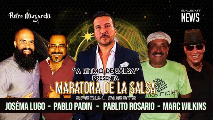 SPECIALE A RITMO DE SALSA - LA MARATONA DELLA SALSA (2021 Salsa.it News)