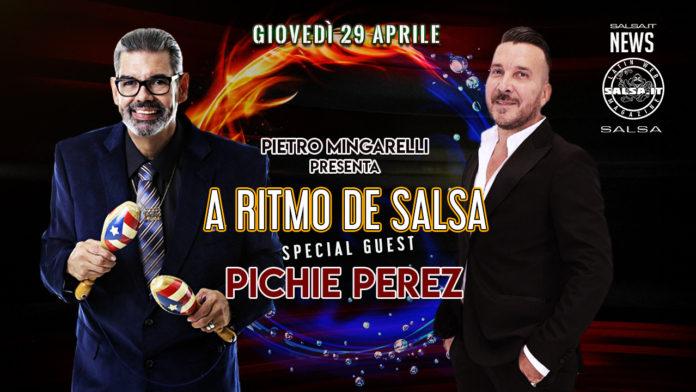 A Ritmo Di Salsa Presenta - Pichie Perez (2021 News Salsa)