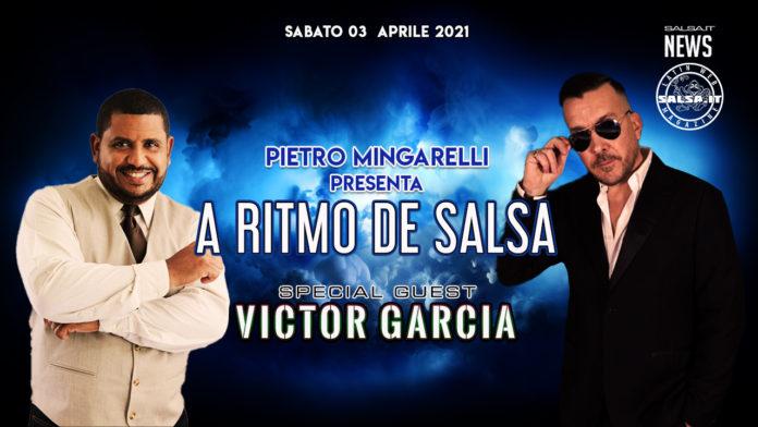 A Ritmo Di Salsa Presenta - Victor Garcia (2021 News Salsa)