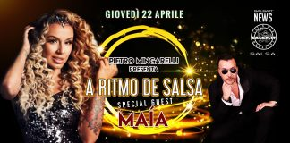 A Ritmo Di Salsa by - Pietro Mingarelli Presenta - Maia (2021 News Salsa)