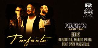 Alexio DJ, Marco Puma & Felix feat Xavi Masvidal - Perfecto (2021 Bachta Video Lyric)
