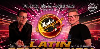 Latin Connection 29 04 2021 (Registrazione Video)